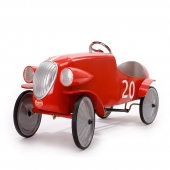 Baghera Le Mans Red Pedal Car 1924F