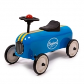 Baghera Racer Blue Ride On Car