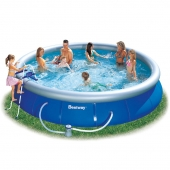 Bestway 15ft Fast Set Pool Set (10,179L)