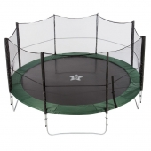 EvoStar 12ft Deluxe Trampoline and Enclosure