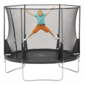 Plum 8ft Space Zone V2 Trampoline and Enclosure