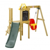 Plum Toddler Tower Wooden Play Centre