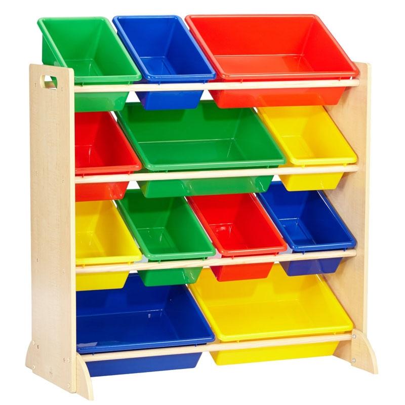 organise kids room