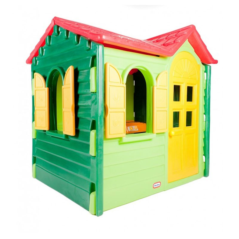Little tikes playhouse country cottage little tikes for Little tikes house