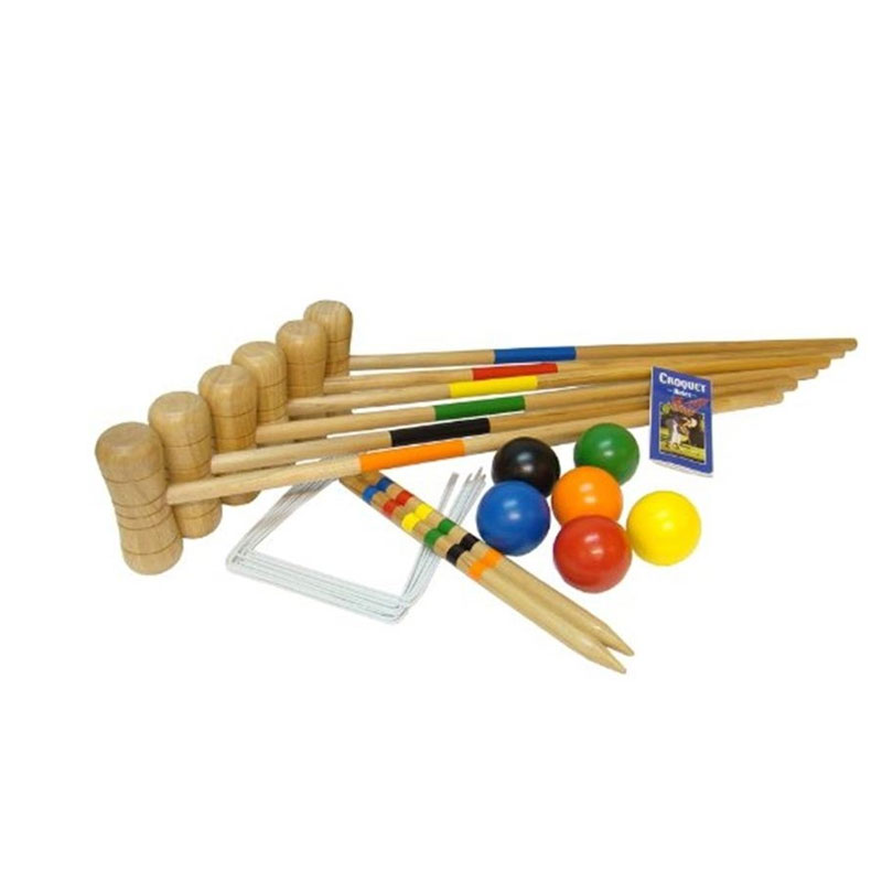 bex croquet set (inc bag)