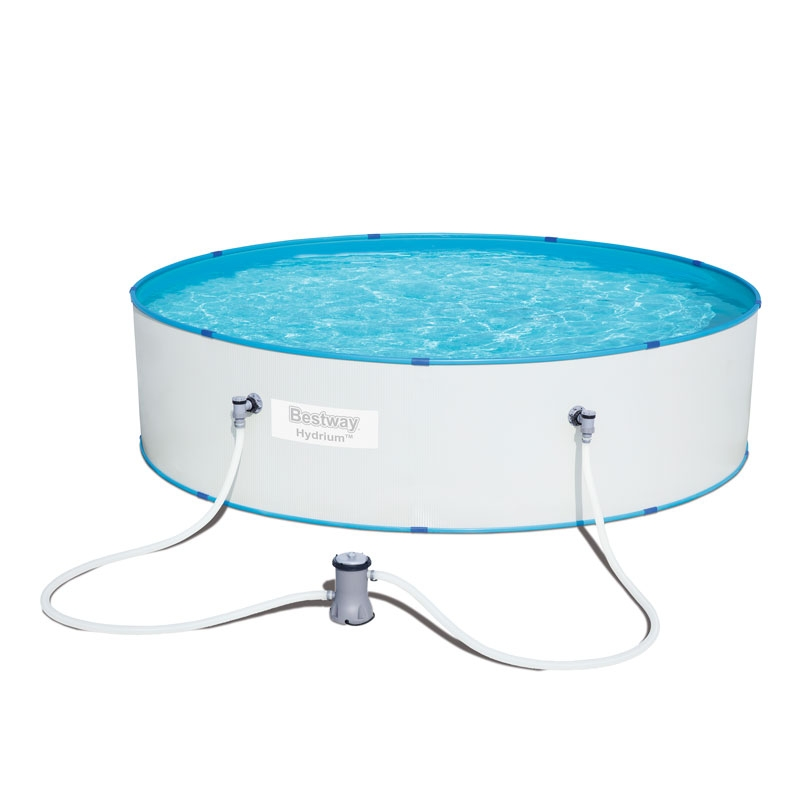 Bestway 10ft 10 Hydrium Splasher Pool Inc Filter Pump 10ft Bestway Swimming Pool All Round Fun