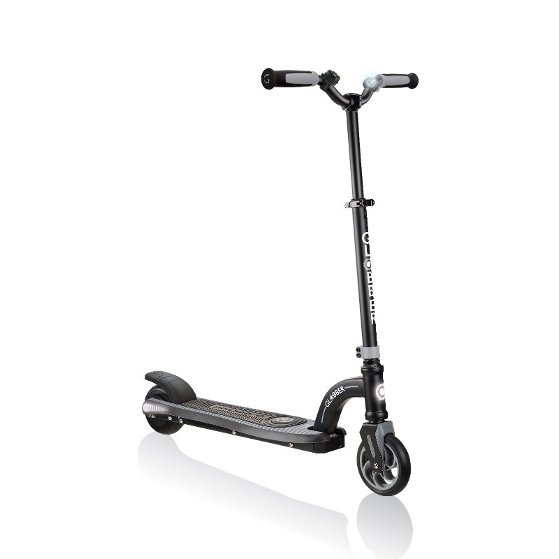 Scooters Globber Scooter One K EMotion E10 Grey/Black