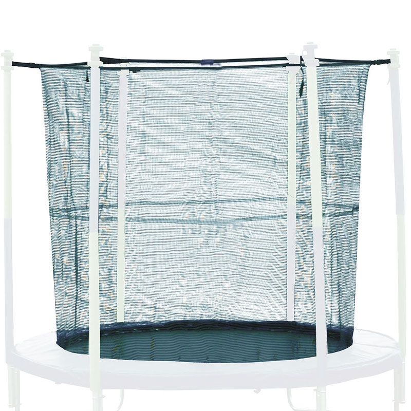 plum 8ft 2g internal trampoline net (net only)
