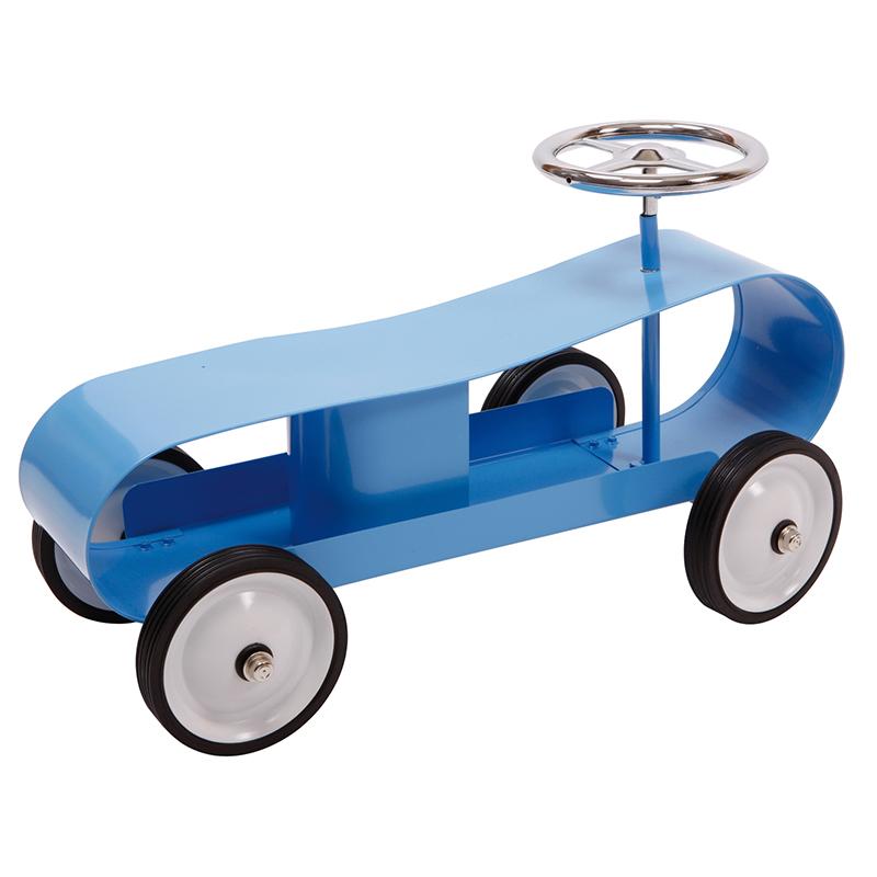 Image of Baghera Streamline Speedster Blue Ride On