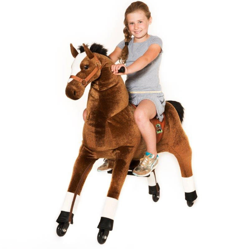 Animal Riding Horse Brown  Medium