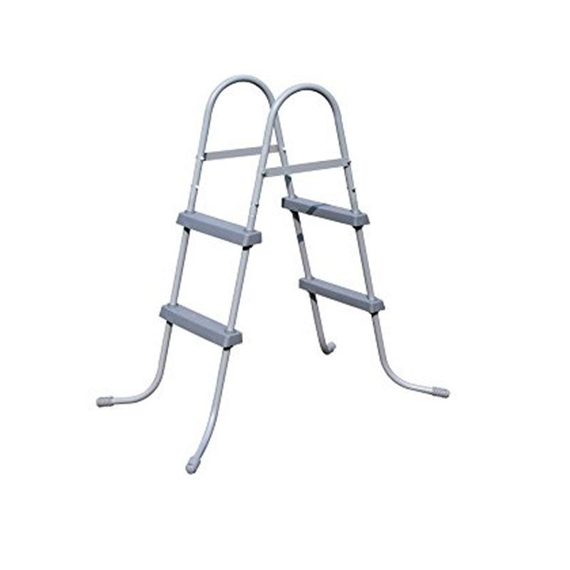 bestway 33inch safety pool ladder bestway pool ladder all round fun