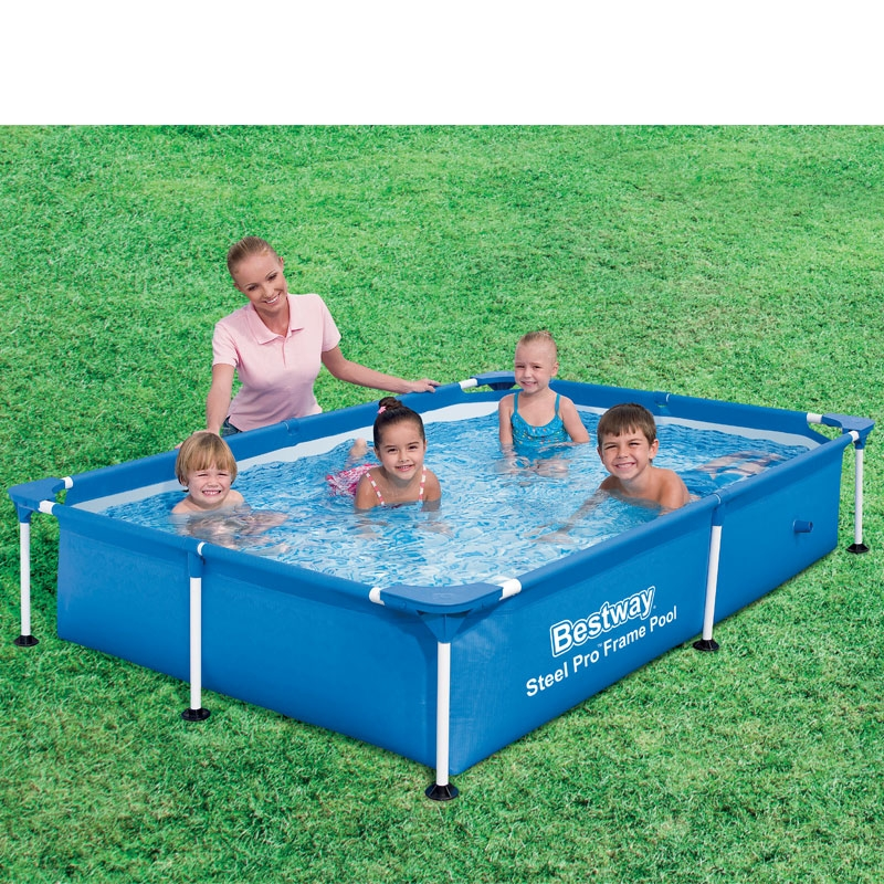 bestway 7ft splash junior frame pool