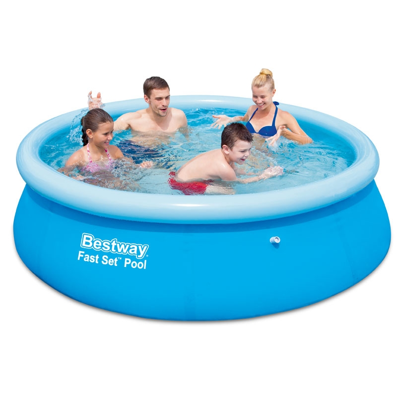 bestway 8ft fast set pool (2,300l)