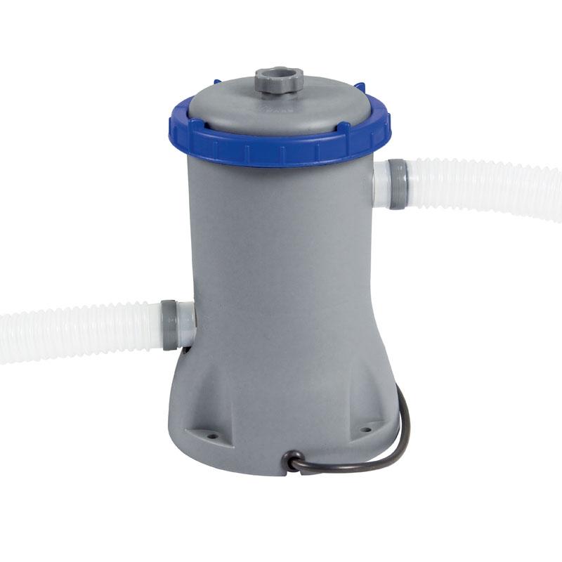 Bestway 530gal filter pump bestway 58383 all round fun for Obi filterpumpe