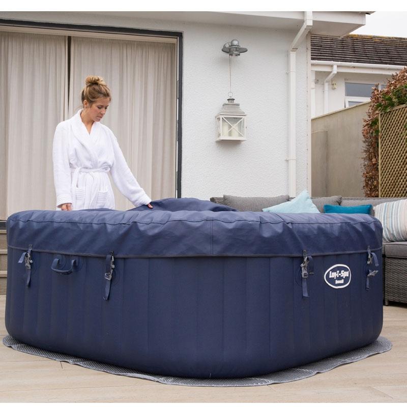 lay z spa hawaii lazy spa hawaii all round fun. Black Bedroom Furniture Sets. Home Design Ideas