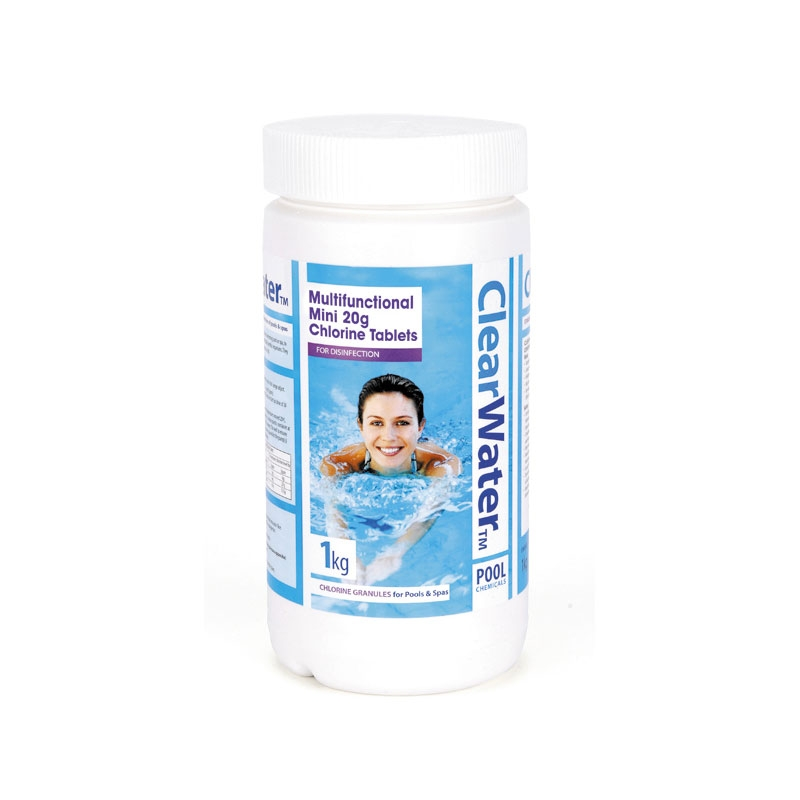 clearwater 1kg20g mini multifunction tablets