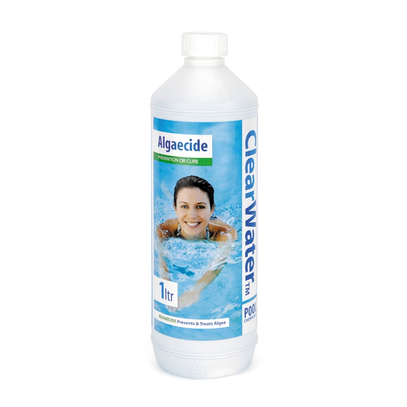 clearwater 1ltr algaecide