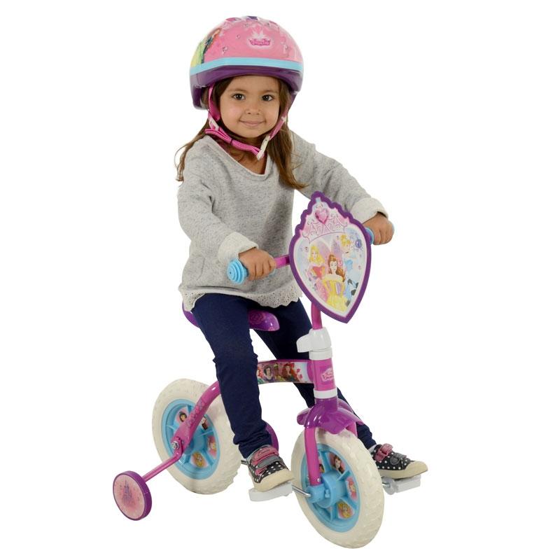 Disney Princess 2in1 10inch Training Bike