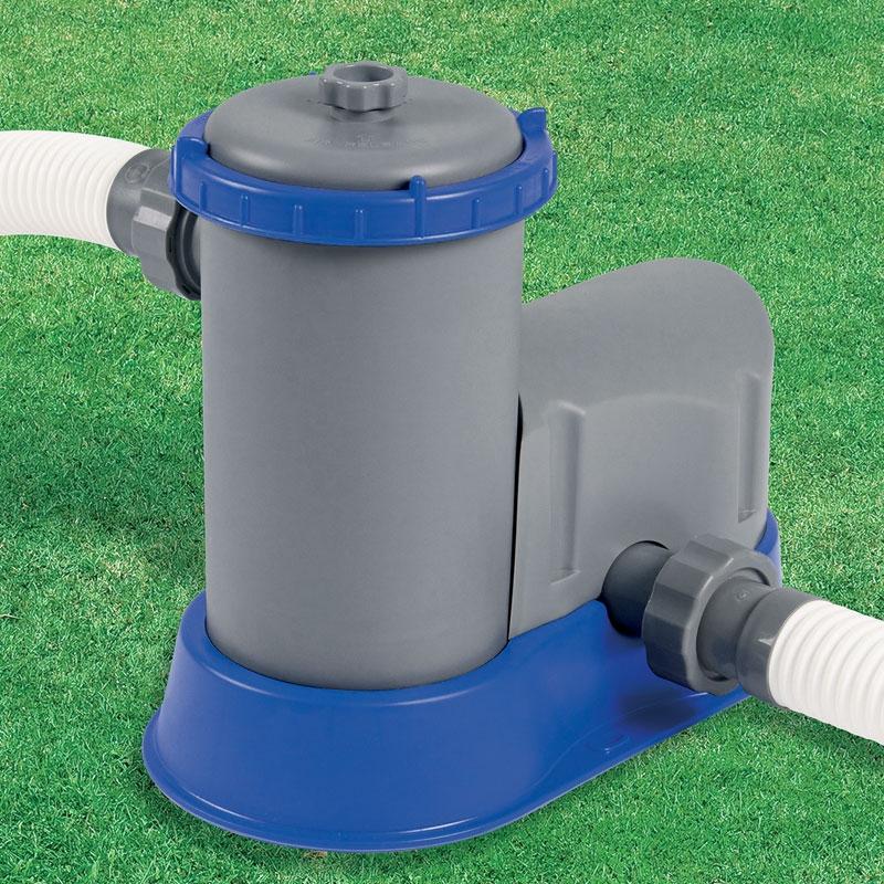 goede service 50% prijs verkoop retailer Bestway Flowclear 1500gal Filter Pump, All Round Fun