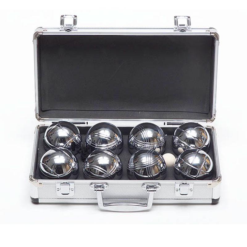 garden games boules (inc deluxe metal carry case)
