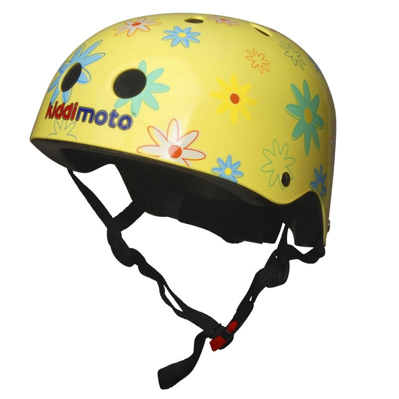 kiddimoto flower small helmet