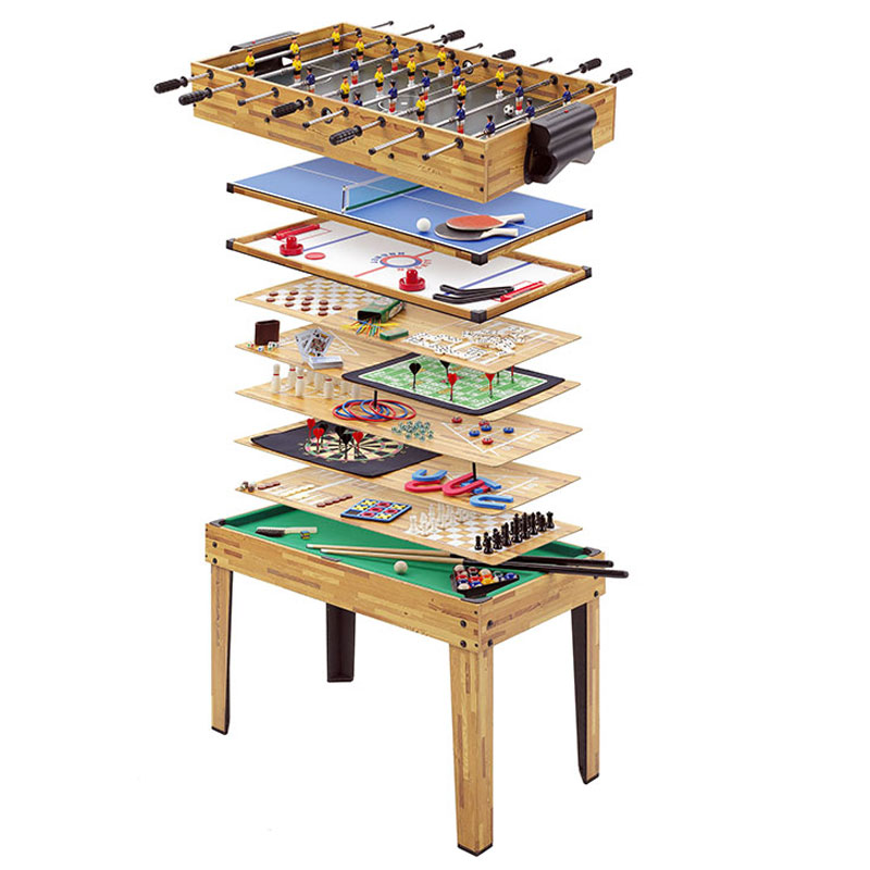 mightymast 4ft 34in1 multi play games table