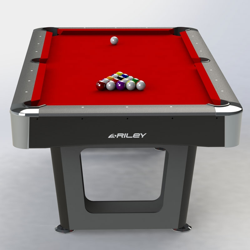 Riley Ray 7ft American Pool Table Riley Ray Pool Table