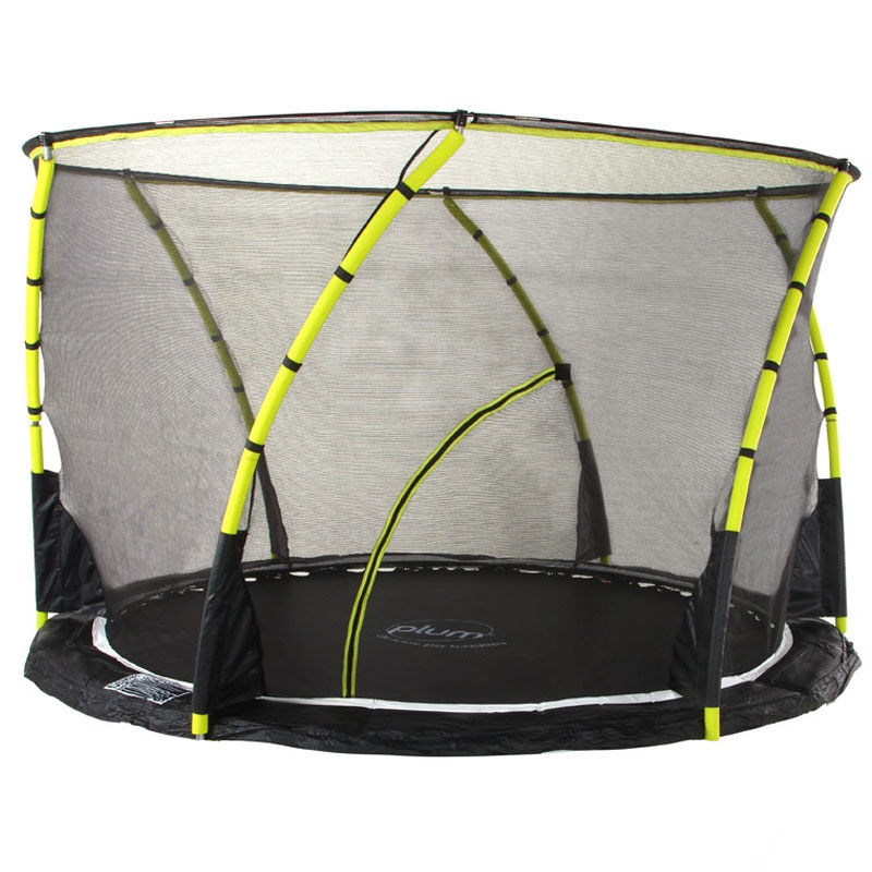 plum 8ft 3g enclosure net for whirlwind trampolines (net only)