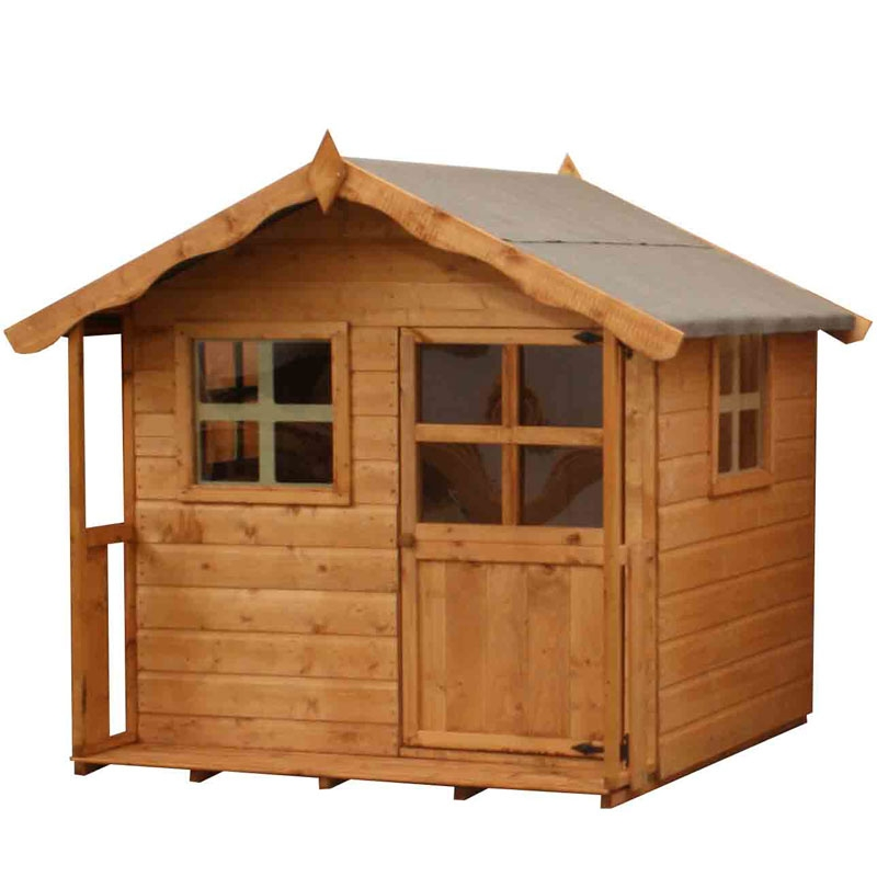 Cheap playhouses uk wooden and plastic kids playhouses for Cheap outdoor playhouses