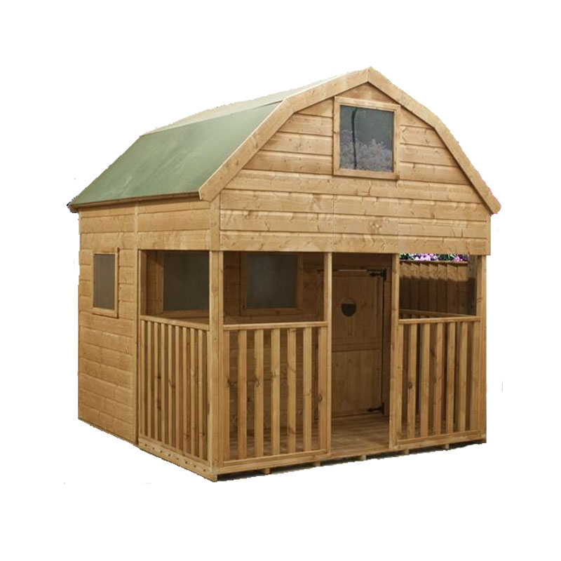 Barn playhouse for Dutch playhouse