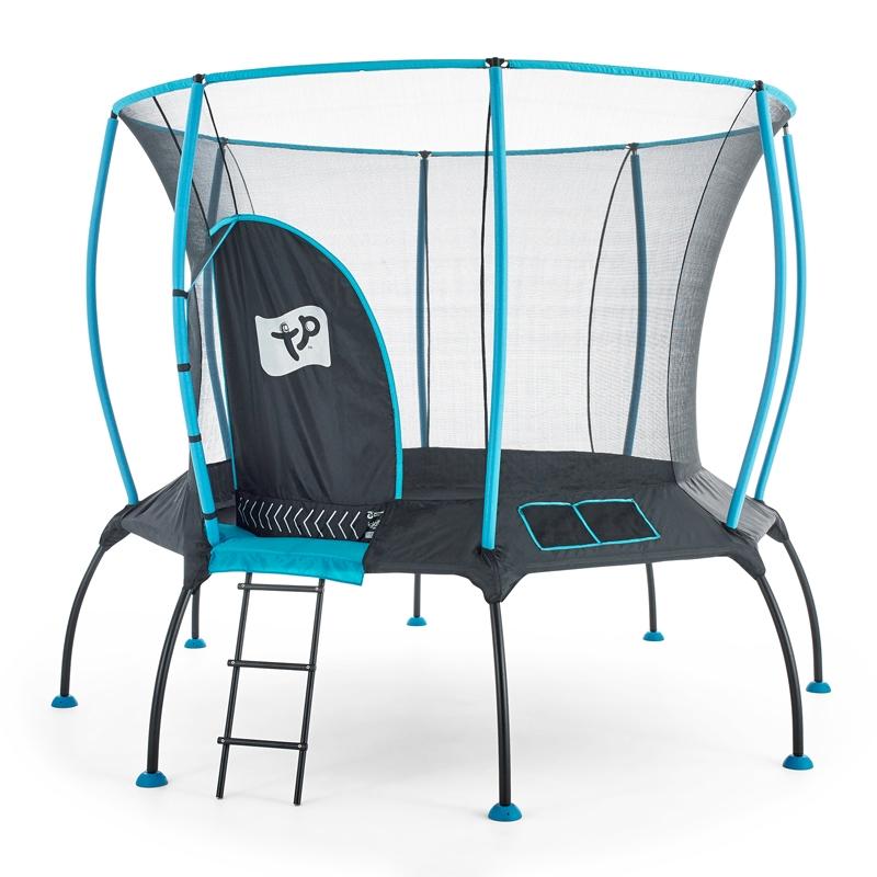 TP Toys 10ft Genius Octagonal Trampoline