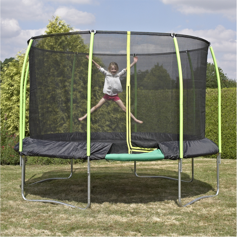 12 Foot Trampoline By Jumpsport: TP Toys 12ft Challenger Trampoline, All Round Fun