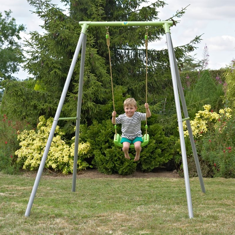 Tp Toys Metal Single Swing All Round Fun