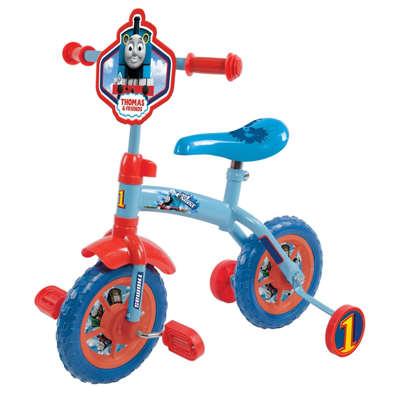 Thomas and Friends 2in1 10inch Training Bike