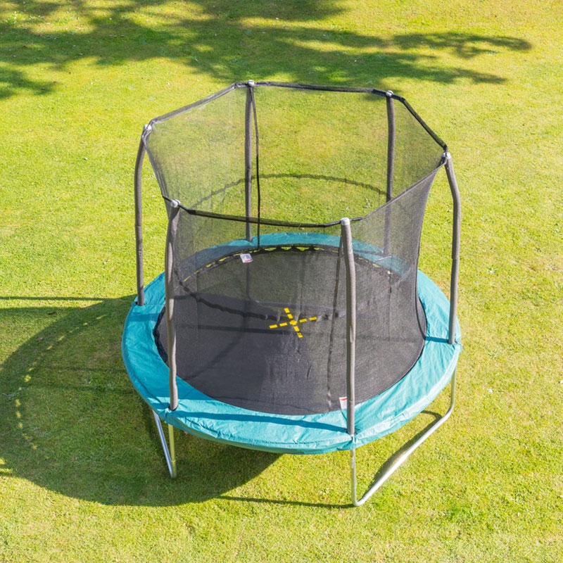 Jumpking Air Bounder 12ft Combo Trampoline , All Round Fun