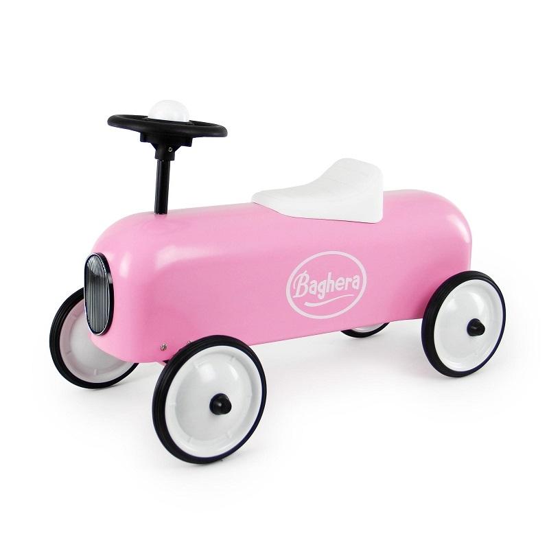 Image of Baghera Ride on Speedster Racer Pink