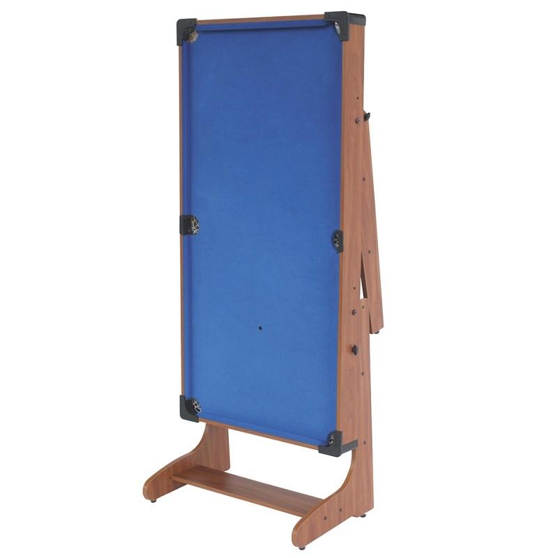 Bce 6ft clifton folding pool table pt206d riley clifton for Pool table 6 x 3
