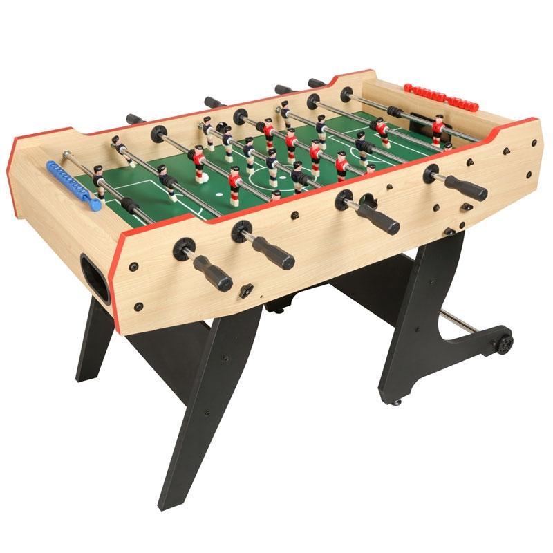 EvoStar 4.5ft Folding Football Table