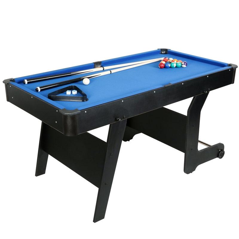EvoStar 5ft Folding Pool Table