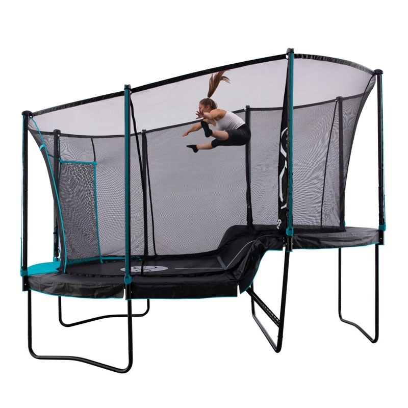 TP Infinity Leap 2 Level Trampoline
